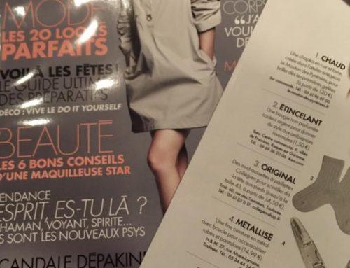 Le Magazine ELLE parle de nous !