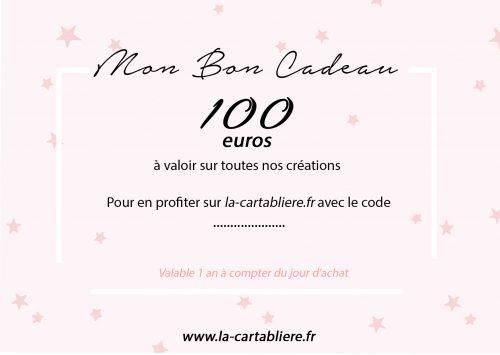 Mon Bon Cadeau - 100 €