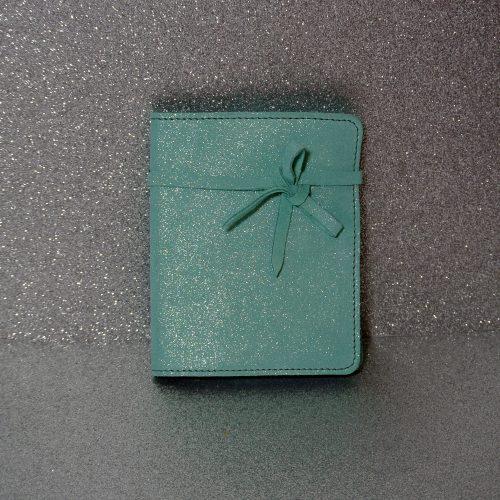 étui à carte de fidélité double, étui pour ranger ses cartes de fidélités, étui en couple, protège carte de fidélité, en cuir, made in france, la cartablière