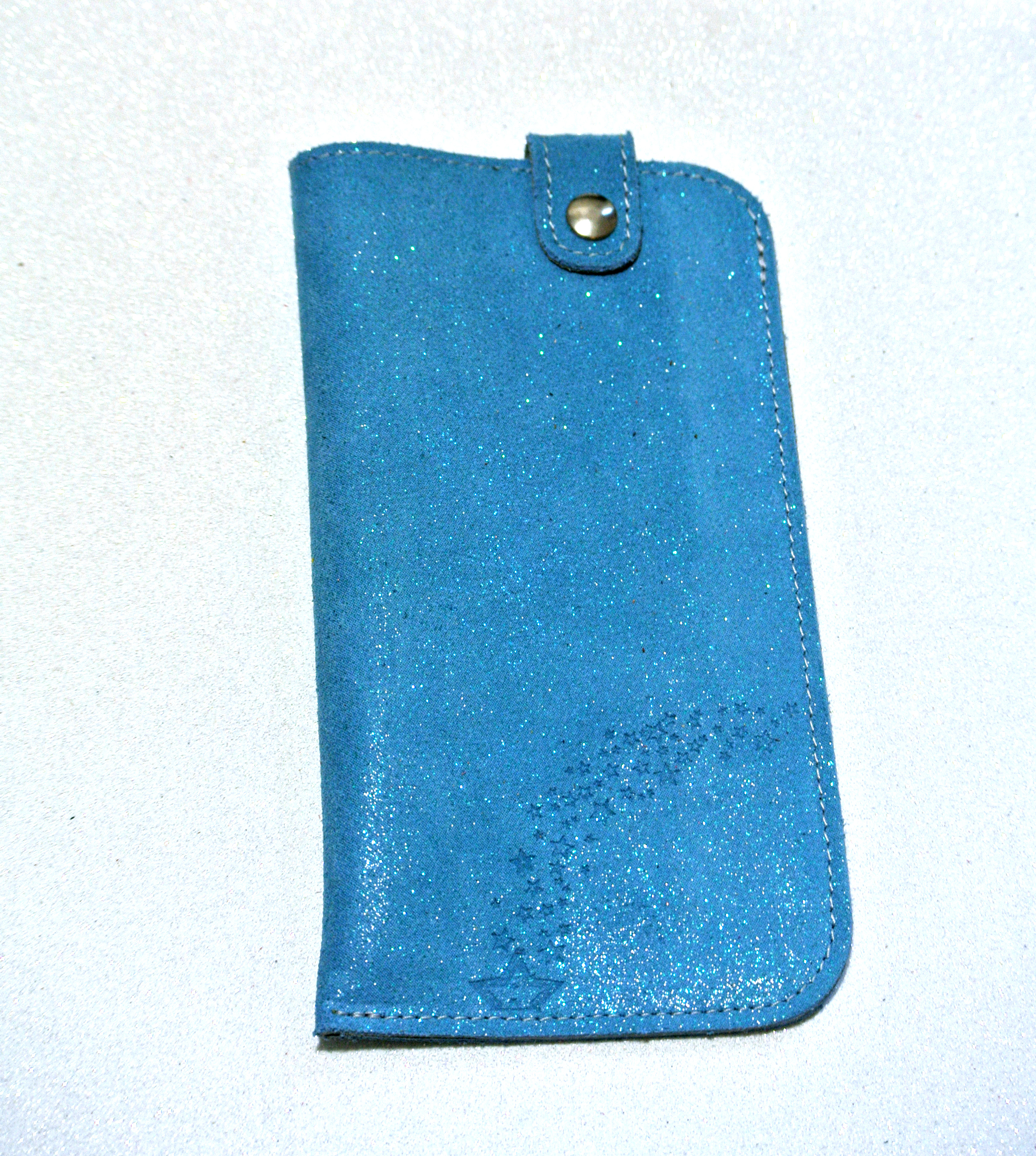 coque iphone 8 bleu azur