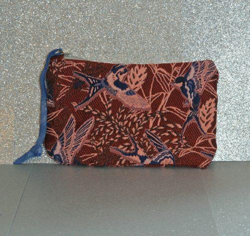 mini dragonne en jacquard, la cartabliere, made in france