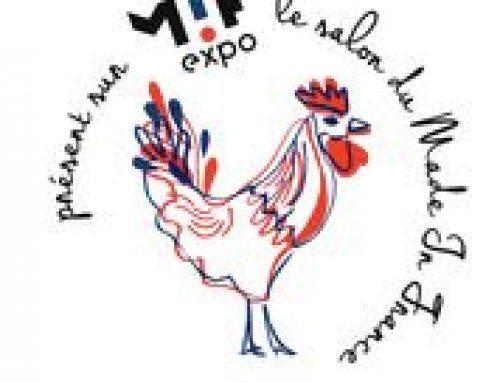 Rejoignez nous au MIF – Salon du made in France du 10 au 12 novembre à Paris – porte de Versailles