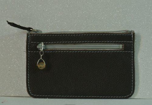 porte monnaie en cuir, porte monnaie cristal, zip, made in france, la cartabliere