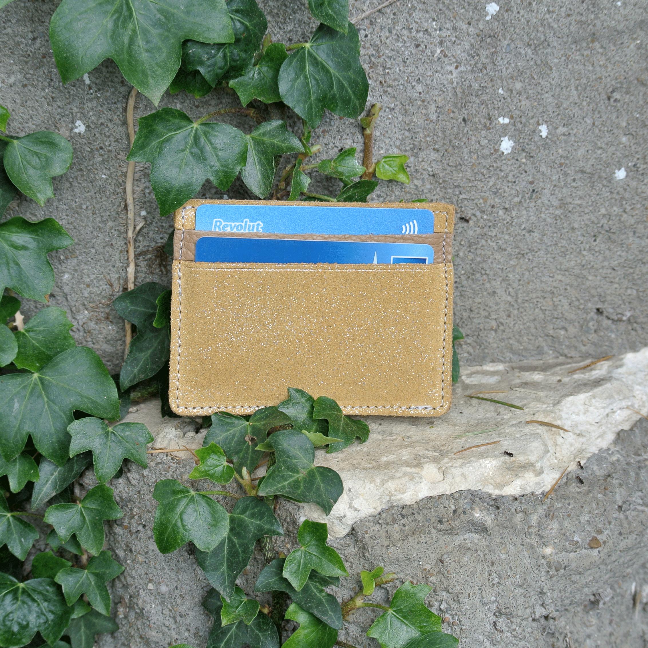cuirs-pailletés-cuirs-fantaisies-fabriqué-en-france-la-cartabliere-etui-carte-triple-cuir-paillete-alezan