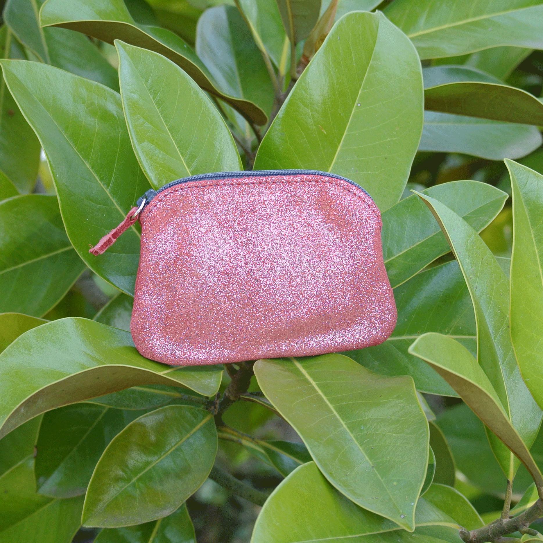cuirs-fantaisies-la-cartabliere-fabrique-en-france-porte-monnaie-kiwi-en-cuir-paillete-corail