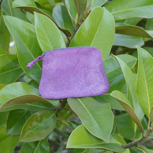cuirs-fantaisies-la-cartabliere-fabrique-en-france-porte-monnaie-kiwi-en-cuir-paillete-orchidée