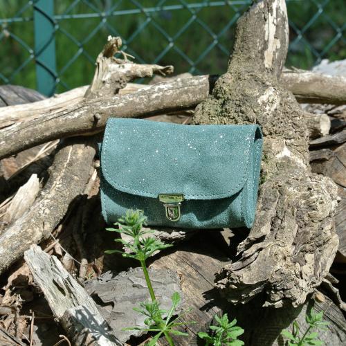 portefeuille-royale-en-cuir-paillete-vert-pin
