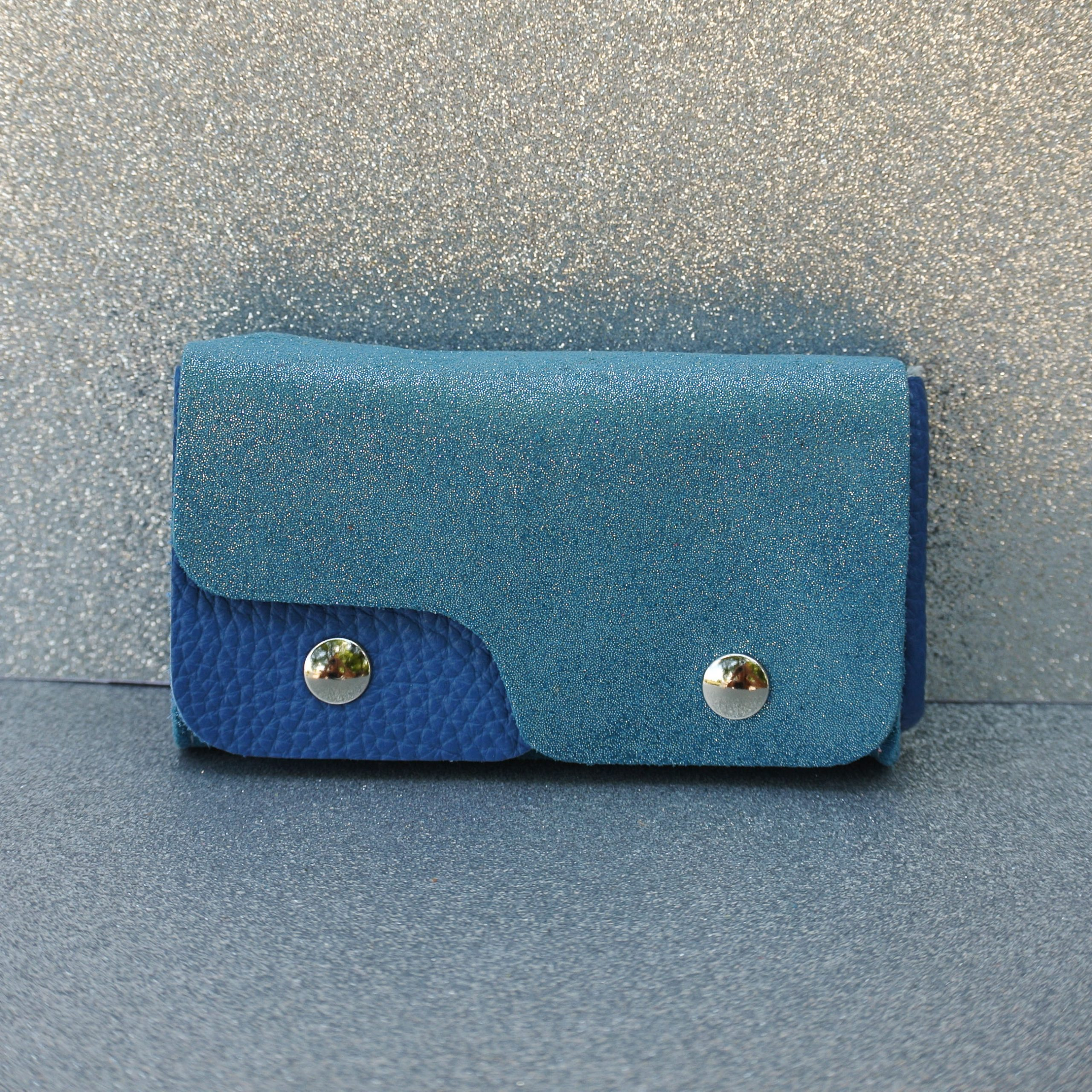 portemonnaiedouble - bleusarcelle
